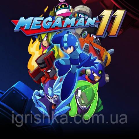 Mega Man 11 Ps4 (Цифровой аккаунт для PlayStation 4) П3