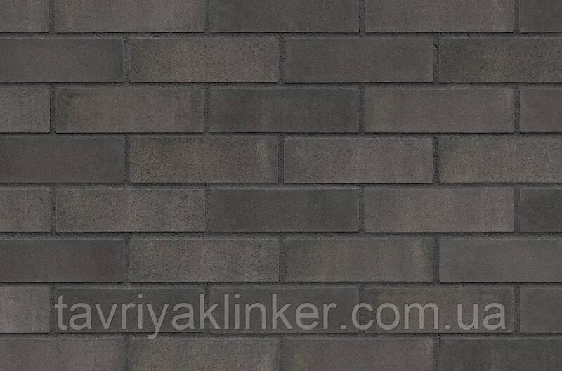 Клинкерная фасадная плитка Night sound (HF65), 240x71x14 мм