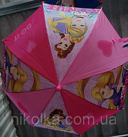 Зонты для девочек оптом, Disney, арт. WD17498