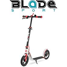 Самокат Blade Sport Air Cross Disk 230, white/red