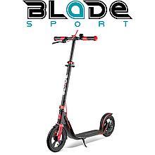 Самокат Blade Sport Air Cross Disk 230, black/red