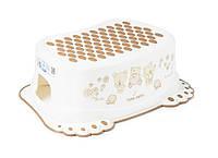622510 Подставка Tega Teddy Bear MS-017 нескользящая 118 white pearl