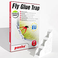 Оконная ловушка для мух и мошек Panko (2 шт)