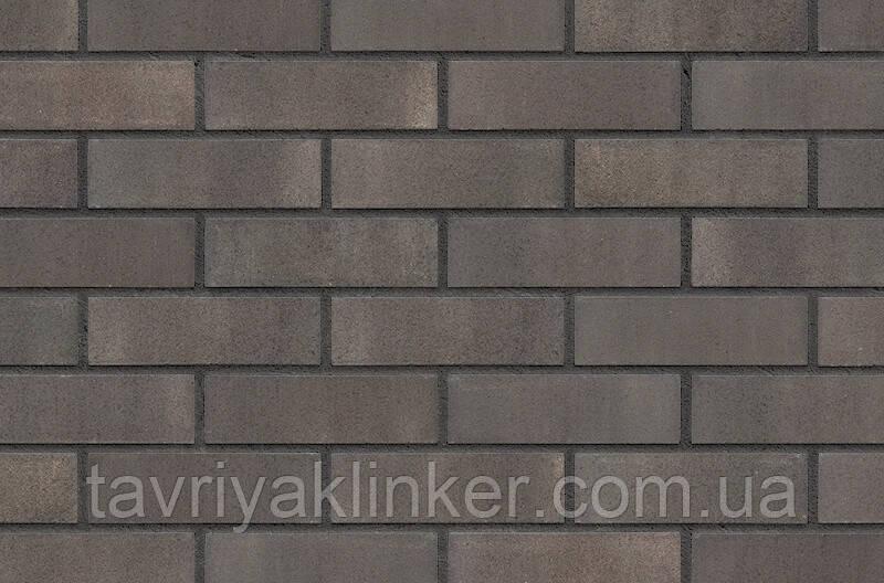 Клінкерна фасадна плитка Calm umber (HF68), 240x71x14 мм