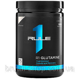 Глютамін R1 (Rule1) Glutamine (375g)