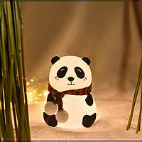 """Детский силиконовый ночник """"Панда"""" 3DTOYSLAMP"""