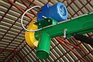 Транспортер зерна (шнековый погрузчик) - Деллиф 8 м, 380 В, фото 5