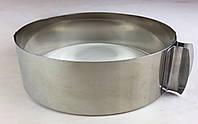 Раздвижная форма для выпечки ( 16 см * 30 см * 5 см ) .