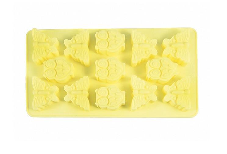Форма Fissman для льда и шоколада 21x11,6x2 см 6552