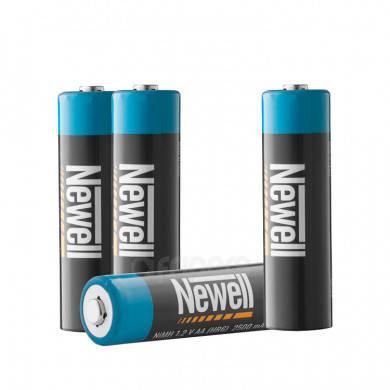 Акумулятори Newell 2500 маг AA, фото 2
