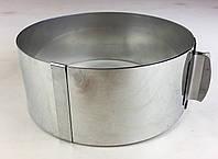 Раздвижная форма для выпечки ( 16 см * 30 см * 6.6 см ) .