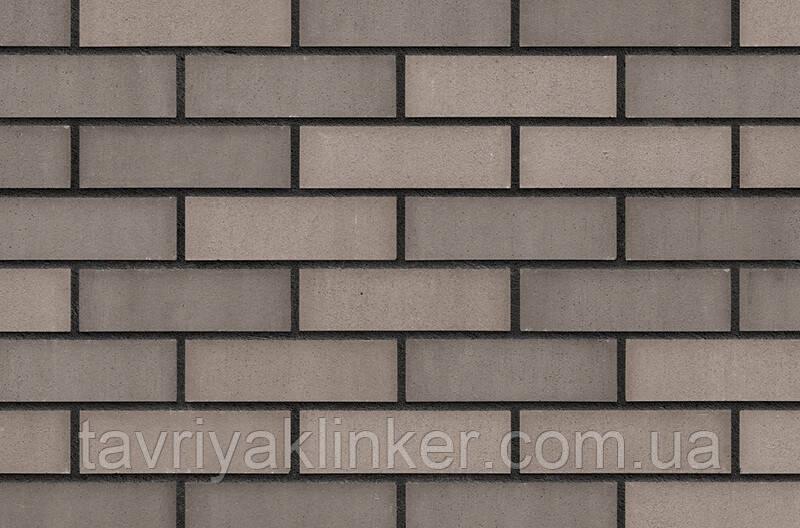 Клинкерная фасадная плитка Snow brick (HF71), 240x71x14 мм