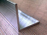 Угол алюминиевый 100х100х3 равнополочный равносторонний, фото 4