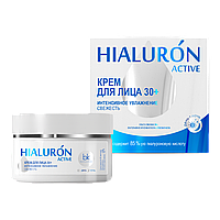 Крем для лица 30+ интенсивное увлажнение свежесть HIALURON ACTIVE