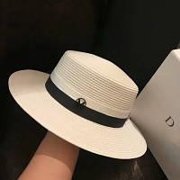 Женская соломенная шляпа. Модель А-10, фото 5