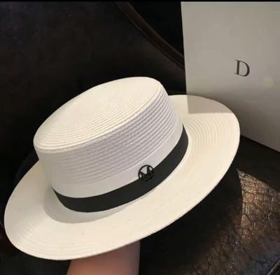Женская соломенная шляпа. Модель А-10