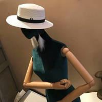 Женская соломенная шляпа. Модель А-10, фото 2