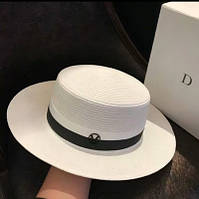 Женская соломенная шляпа. Модель А-10, фото 3