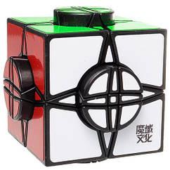 MoYu Time Machine cube black | Головоломка Мою YJ8227