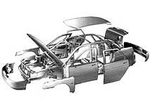 Кузовні деталі Volkswagen Tiguan 2008-2016