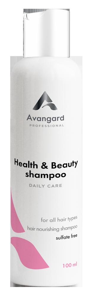 Професійний шампунь для щоденного догляду за жіночим волоссям 100