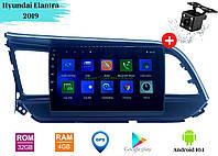 "Штатная магнитола Hyundai Elantra 2019 (9"") Android 10.1 (4/32)"