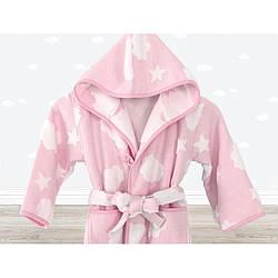 Халат детский Irya - Cloud Розовый, 110