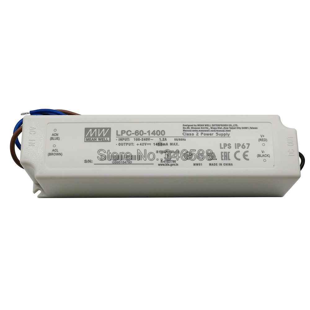 Источник питания (драйвер) LPC-60-1400