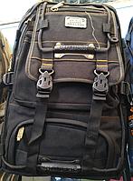 Рюкзак повседневный тканевый Goldbe 56*30 черный