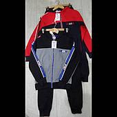 Подростковые  трикотажные спортивные костюмы для мальчиков оптом  GRACE. ВЕНГРИЯ🇭🇺