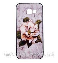 Чехол Samsung A5 (2017) Flowers