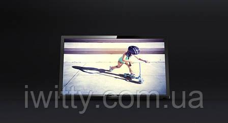 """Телевизор Филипс Philips 22"""" СМАРТ приставка в ПОДАРОК Full HD/DVB-T2/USB (1366x768), фото 2"""