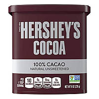 Какао Hershey's Cocoa 100% Natural Unsweetened 226g