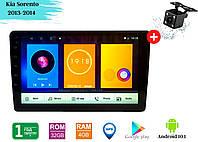 """Штатная магнитола Kia Sorento 2013-2014 (9"""") Android 10.1 (4/32)"""
