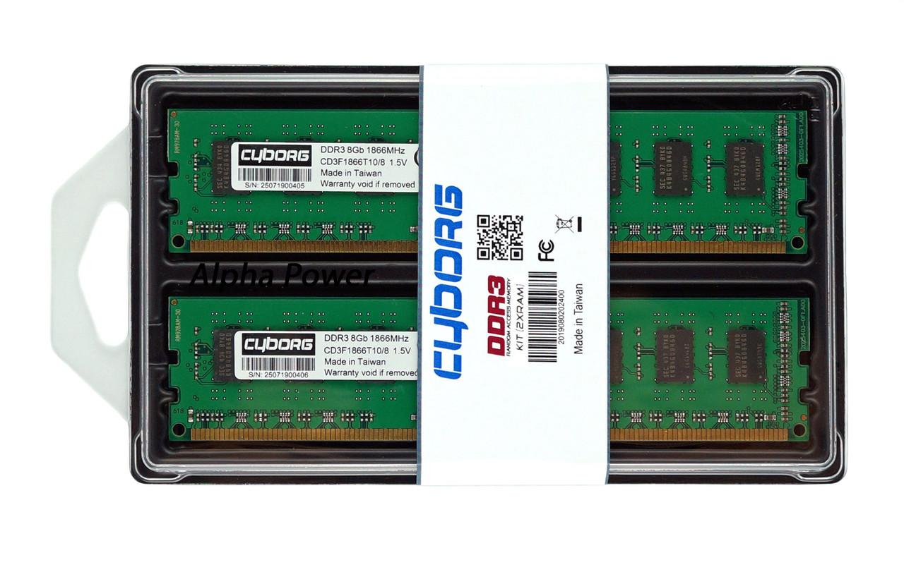 DDR3 16GB 1600