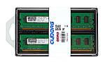 Память DDR3 16GB 1600 (Kit 2 х 8Gb)  Комплект Cyborg 1600 MHz Intel и AMD