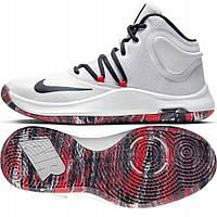 Кроссовки баскетбольные Nike Versitile IV размер 45,5 и 47 белые (AT1199-004)