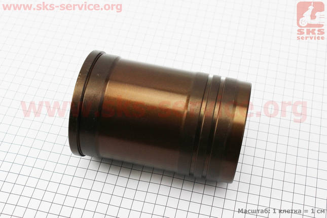 Гильза цилиндра R180NM, желтая, фото 2