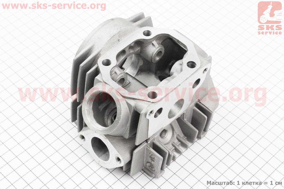 Головка цилиндра (пустая) 110cc