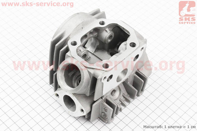 Головка цилиндра (пустая) 110cc, фото 2