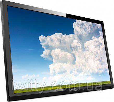 """Телевизор Филипс Philips 24"""" СМАРТ приставка в ПОДАРОК Full HD/DVB-T2/USB (1920×1080), фото 2"""