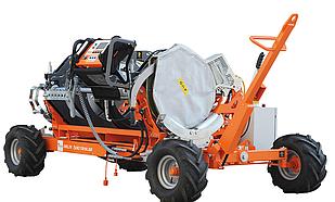 Гідравлічна машина для стикового зварювання RITMO DELTA 500 TRAILER