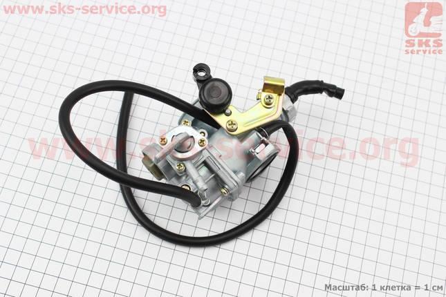 Карбюратор ACTIVE 125cc, фото 2