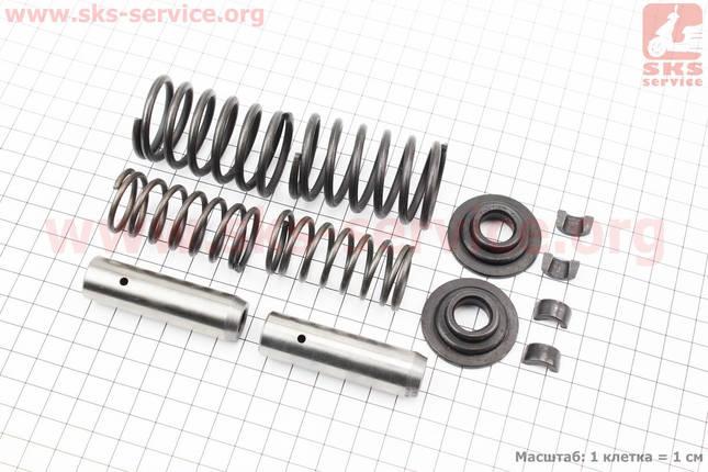 Клапанный механизм к-кт ZS1100, фото 2