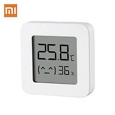 Цифровой термометр-гигрометр Xiaomi Mijia Bluetooth (Version 2) для смарт дома