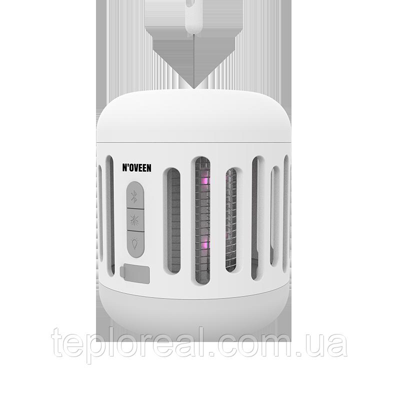 Ловушка насекомых с Bluetooth динамиком и аккумулятором IKN863 LED IPX4