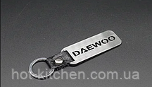Брелок метал DAEWOO