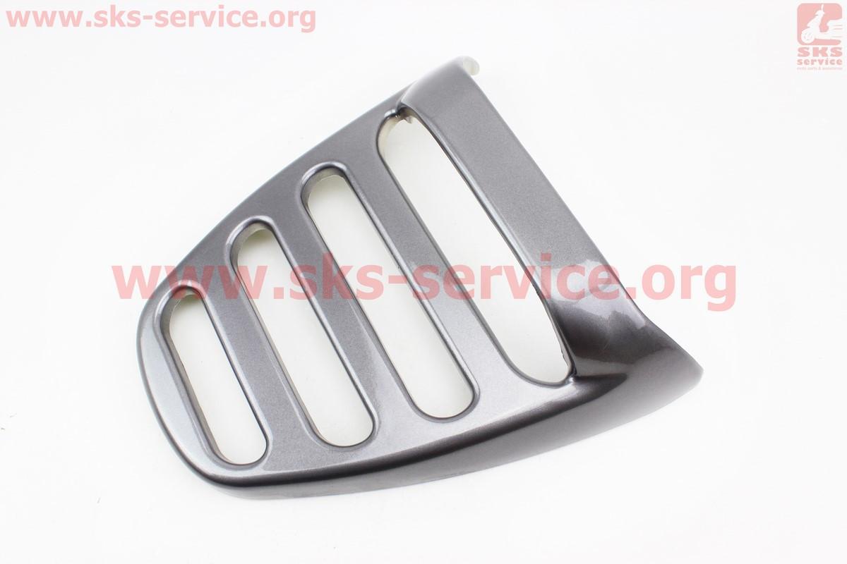 "Пластик - багажник задний ""спойлер"" модель 1, 2, СЕРЫЙ"