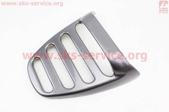 "Пластик - багажник задний ""спойлер"" модель 1, 2, СЕРЫЙ, фото 2"