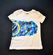 """Парні футболки ручного розпису """"Планети"""", фото 2"""